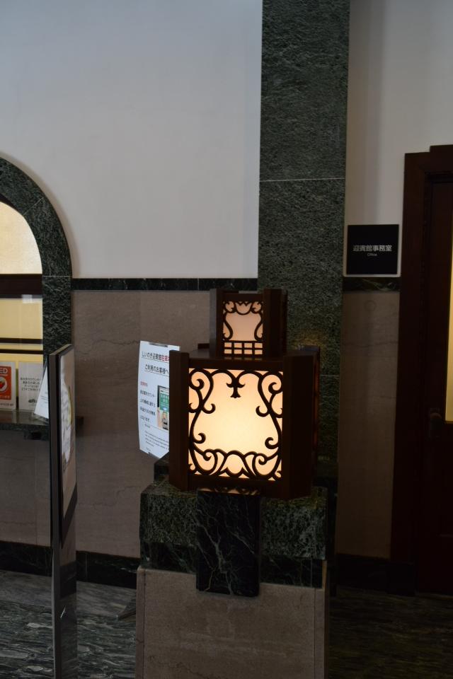 金沢市広坂の石川県政記念しいのき迎賓館(大正モダン建築探訪)_f0142606_09433021.jpg