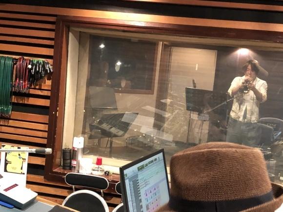 Recording3日目_a0088007_03192675.jpg