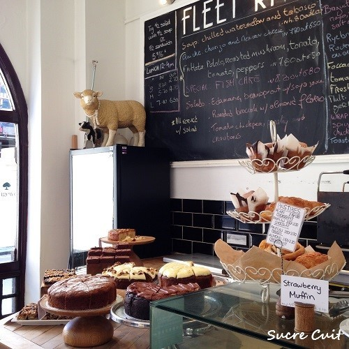 FLEET RIVER  - CAFE&BAKERY-_c0127227_14212917.jpg