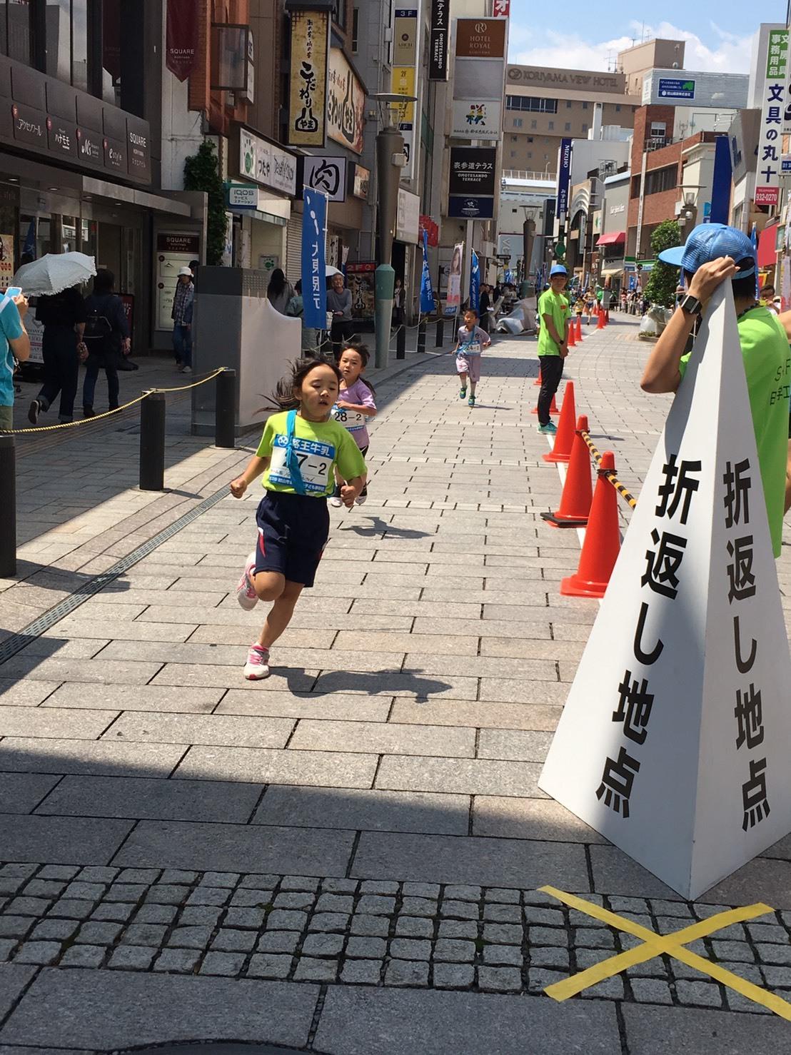 祝:優勝👑 第13回 郡山マチナカ夢駅伝_c0345439_15465457.jpg