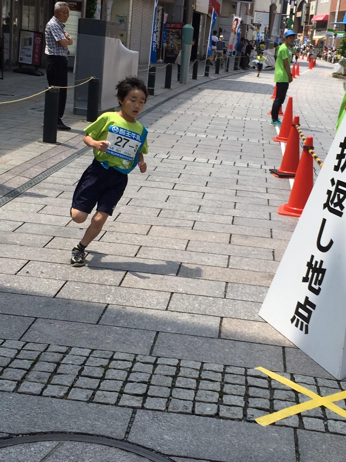 祝:優勝👑 第13回 郡山マチナカ夢駅伝_c0345439_15465709.jpg