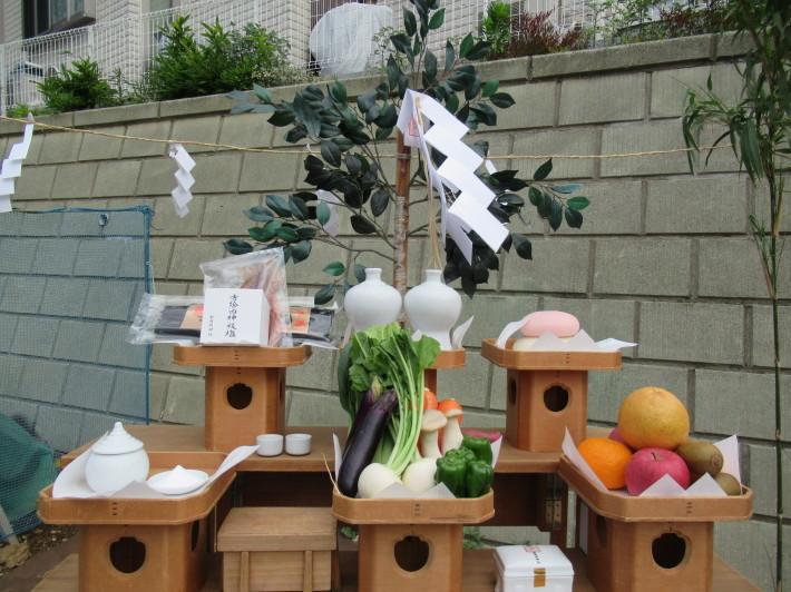 川崎市宮前区の家☆地鎮祭が執り行われました!_c0152341_07563045.jpg
