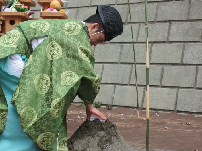 川崎市宮前区の家☆地鎮祭が執り行われました!_c0152341_08060308.jpg