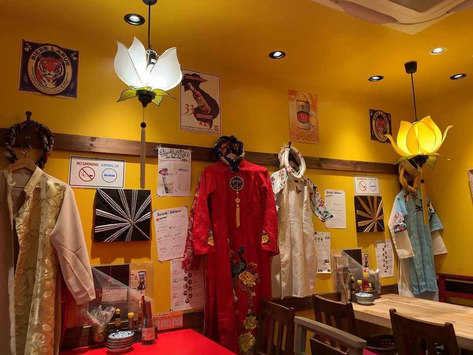 天満のベトナム料理「ベトナム屋台 デンロン」_e0173645_10234519.jpg