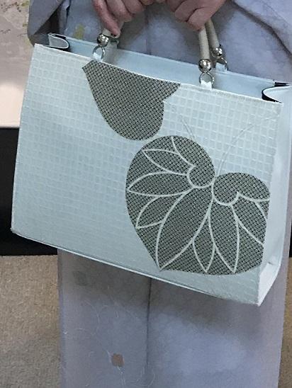 令和初の葵祭・葵のバッグのお客様・来週の営業のお知らせ。_f0181251_15181345.jpg