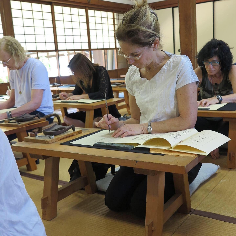 Sumi ink symposium Nara 2019_f0389753_17323004.jpeg