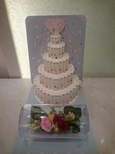 結婚式を記念日に(6/1)_c0200361_13001292.jpg