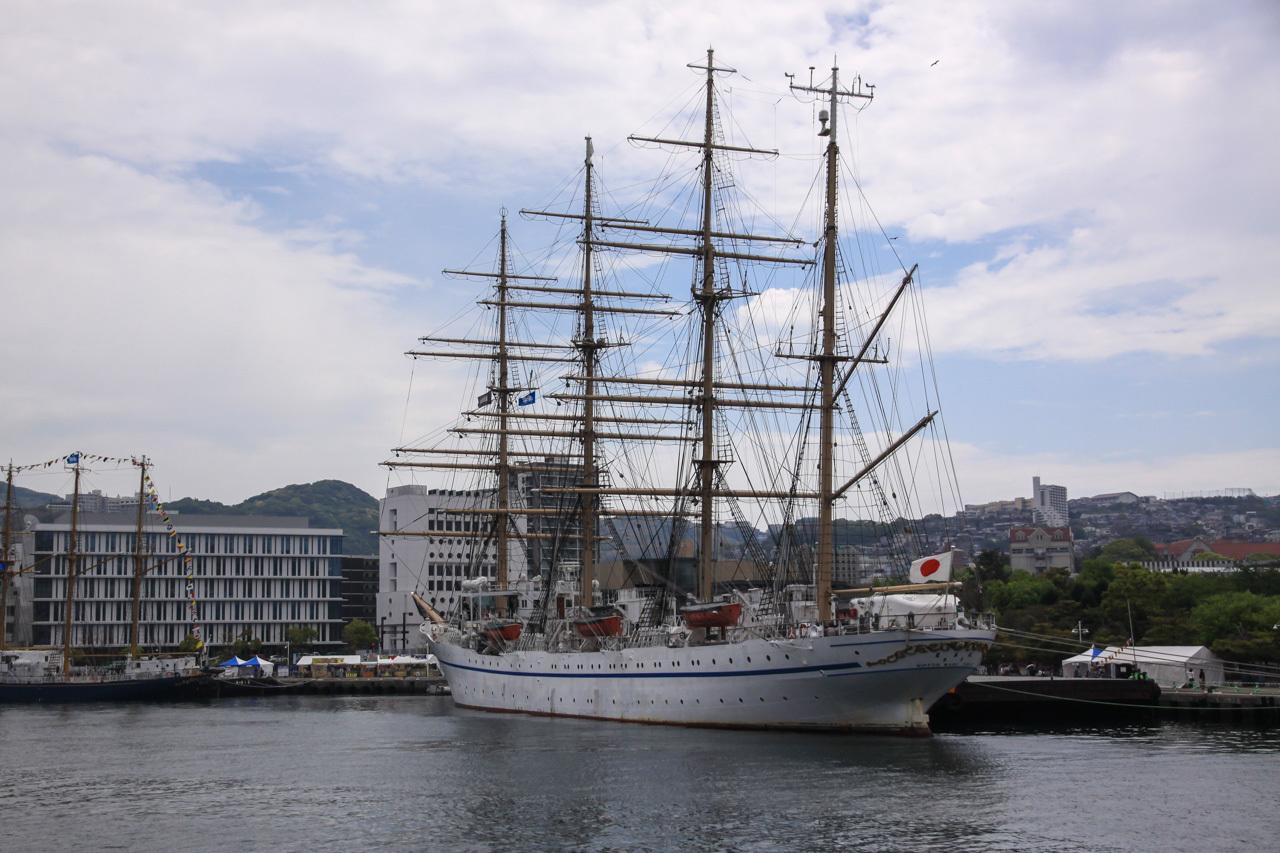 九州旅行7日目 長崎 帆船祭り_a0052080_11040432.jpg
