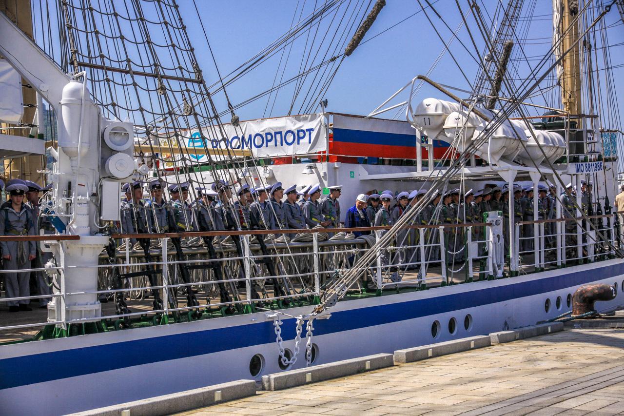 九州旅行7日目 長崎 帆船祭り_a0052080_12125228.jpg