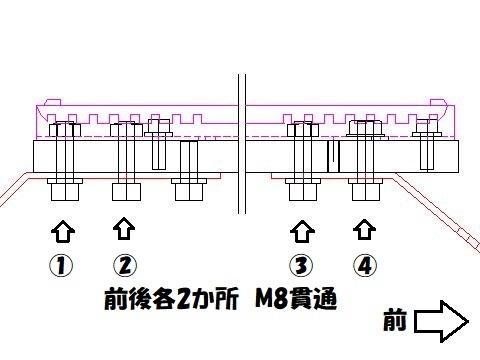 VMGレヴォーグ レカロ用シートレールの構想(その3)_e0146484_09273707.jpg