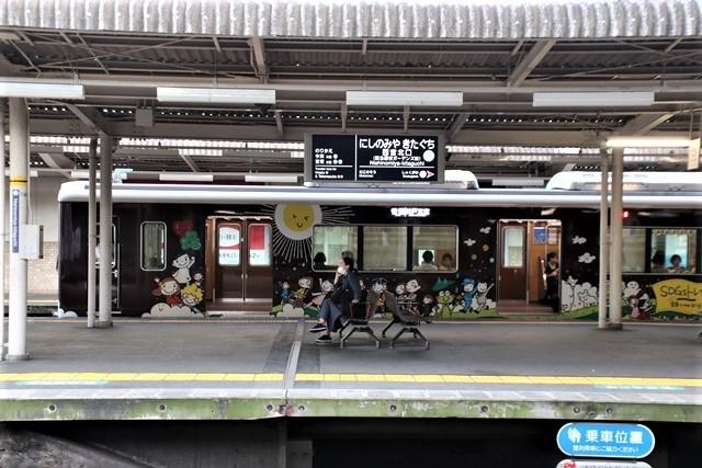 藤田八束の鉄道写真@阪急電車に楽しいラッピング、子供たちの未来が素敵な阪急電車・・・阪神電車にも登場_d0181492_22263250.jpg
