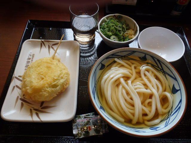 丸亀製麺      御影塚町店_c0118393_09065344.jpg