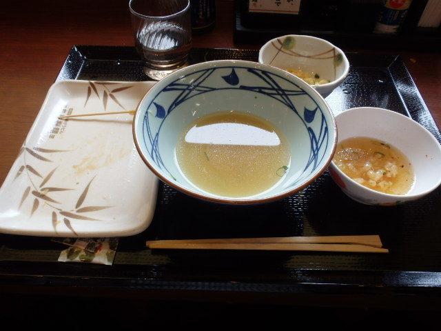 丸亀製麺      御影塚町店_c0118393_09591912.jpg