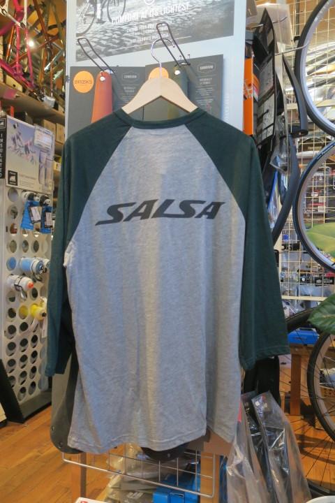 SALSA PEPPER GLOBE B-BALL T-SHIRT  入荷!_c0132901_18534387.jpg