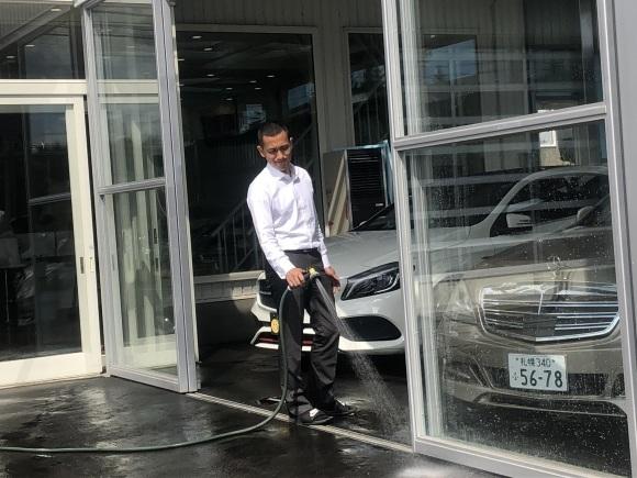 6月2日(日)♛クラウンK様&LX450DI様納車♛ランクル レクサス ベンツ⊛TOMMY⊛_b0127002_18104395.jpg