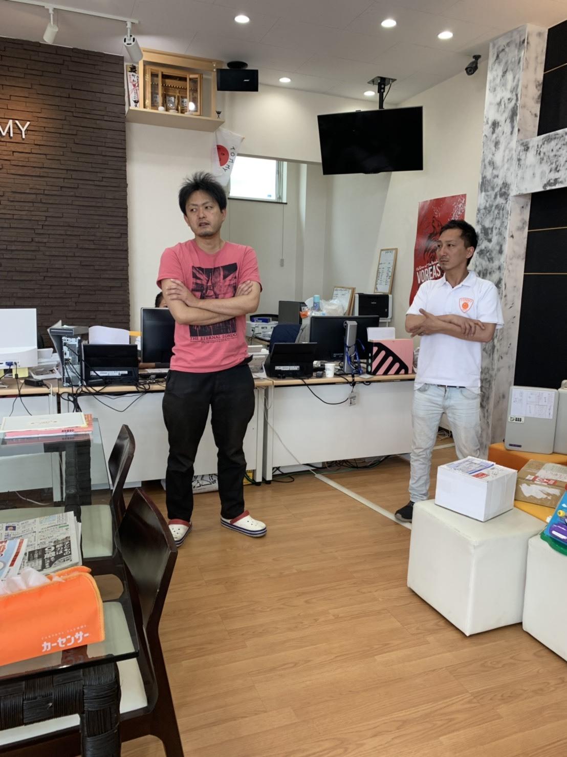 6月2日(日)♛クラウンK様&LX450DI様納車♛ランクル レクサス ベンツ⊛TOMMY⊛_b0127002_18270122.jpg