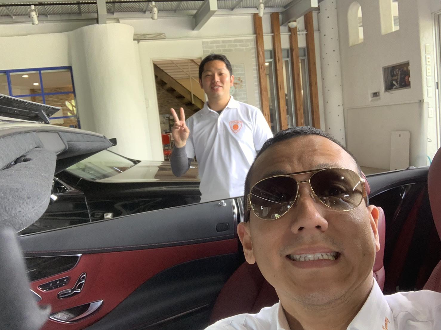 6月2日(日)♛クラウンK様&LX450DI様納車♛ランクル レクサス ベンツ⊛TOMMY⊛_b0127002_18270729.jpg