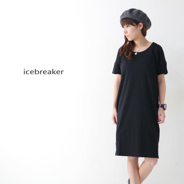 ICE BREAKER [アイスブレーカー] W\'s YANNI TEE DRESS [ITW21974] ヤンニティードレス (レディース)・半袖・無地・ワンピース・LADY\'S_f0051306_16535272.jpg
