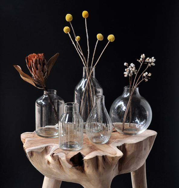 リサイクルガラスの一輪挿し_d0193211_14384021.jpg