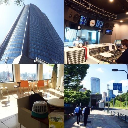 【番組出演レポート】別所哲也さん@besshotetsuya 朝のJ-WAVE看板番組 TOKYO MORNING RADIO @jtmr813 #ohayomorning #jwave_b0032617_22015694.jpg
