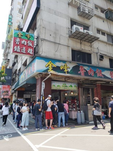 龍山寺で朝ごはん 南門市場で粽を購入_a0114319_16353976.jpg