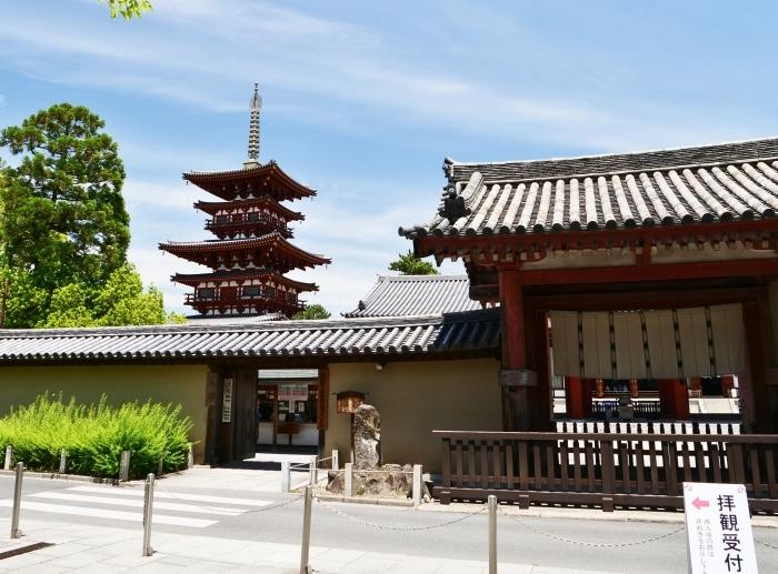 奈良・薬師寺  2019-06-05 00:00   _b0093754_23200860.jpg
