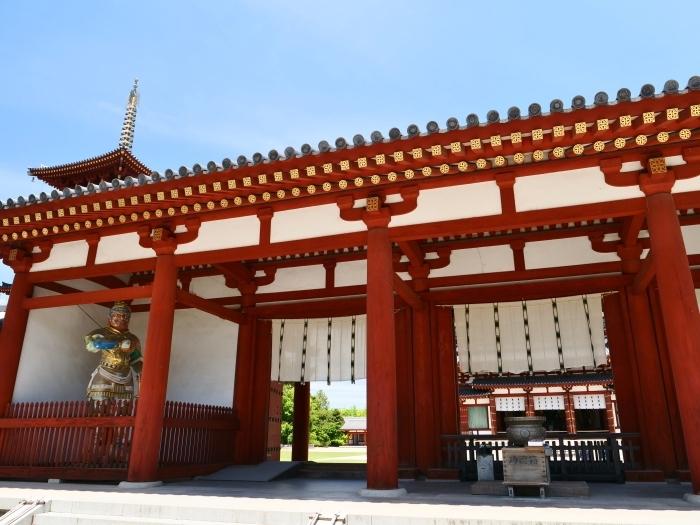 奈良・薬師寺  2019-06-05 00:00   _b0093754_23202869.jpg