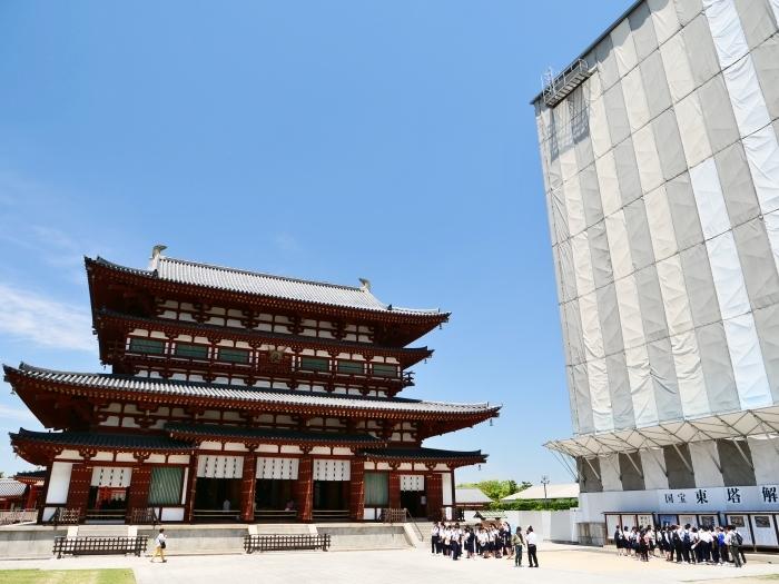 奈良・薬師寺  2019-06-05 00:00   _b0093754_23211649.jpg