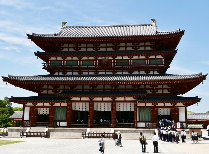 奈良・薬師寺  2019-06-05 00:00   _b0093754_23232014.jpg
