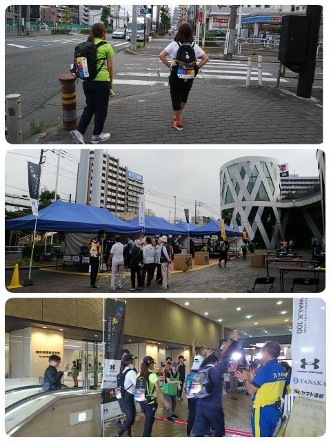 東京エクストリームウォーク100_f0043559_16434344.jpg