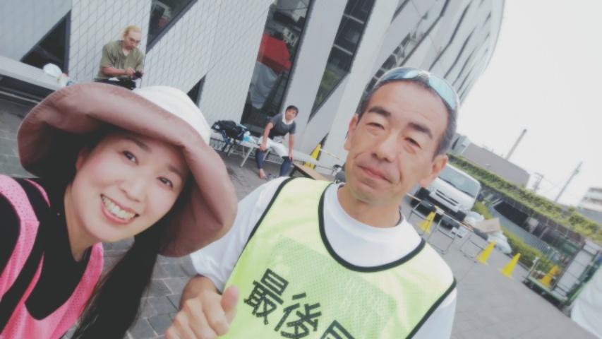 東京エクストリームウォーク100_f0043559_16435462.jpg