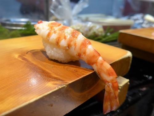 住所非公開「ボブ寿司」へ行く。_f0232060_1846529.jpg