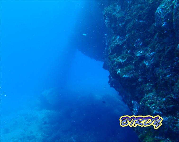 めがね岩ブイの設置_e0273365_07464511.jpg