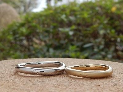 ニコチャンの結婚指輪 | 岡山_d0237570_11120991.jpg