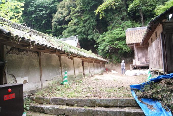 樹木の伐採 R1.05.31_f0191383_09414340.jpg