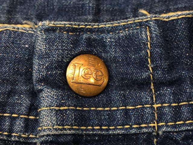 """6月5日(水)マグネッツ大阪店ヴィンテージ入荷!!#2  VintageWork編Part1 \""""Lee\""""!! 50\'s 191-Z & LowbackOverall!!_c0078587_1754294.jpg"""