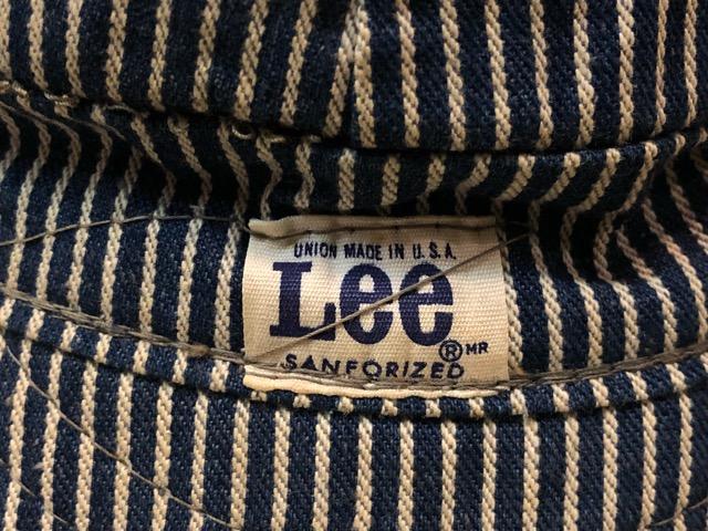 """6月5日(水)マグネッツ大阪店ヴィンテージ入荷!!#2  VintageWork編Part1 \""""Lee\""""!! 50\'s 191-Z & LowbackOverall!!_c0078587_18595955.jpg"""