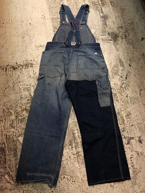 """6月5日(水)マグネッツ大阪店ヴィンテージ入荷!!#2  VintageWork編Part1 \""""Lee\""""!! 50\'s 191-Z & LowbackOverall!!_c0078587_187509.jpg"""
