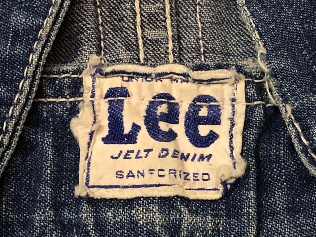 """6月5日(水)マグネッツ大阪店ヴィンテージ入荷!!#2  VintageWork編Part1 \""""Lee\""""!! 50\'s 191-Z & LowbackOverall!!_c0078587_1881034.jpg"""