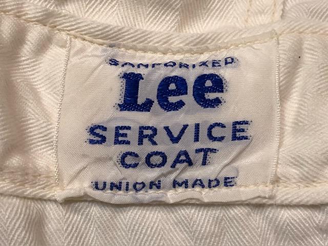 """6月5日(水)マグネッツ大阪店ヴィンテージ入荷!!#2  VintageWork編Part1 \""""Lee\""""!! 50\'s 191-Z & LowbackOverall!!_c0078587_19113836.jpg"""