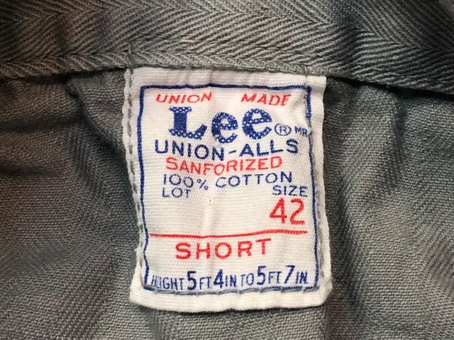 """6月5日(水)マグネッツ大阪店ヴィンテージ入荷!!#2  VintageWork編Part1 \""""Lee\""""!! 50\'s 191-Z & LowbackOverall!!_c0078587_2072426.jpg"""