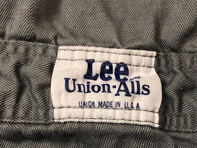 """6月5日(水)マグネッツ大阪店ヴィンテージ入荷!!#2  VintageWork編Part1 \""""Lee\""""!! 50\'s 191-Z & LowbackOverall!!_c0078587_2095065.jpg"""