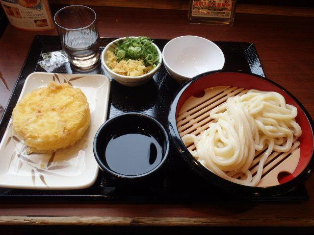 丸亀製麺       西宮前浜店_c0118393_10391964.jpg