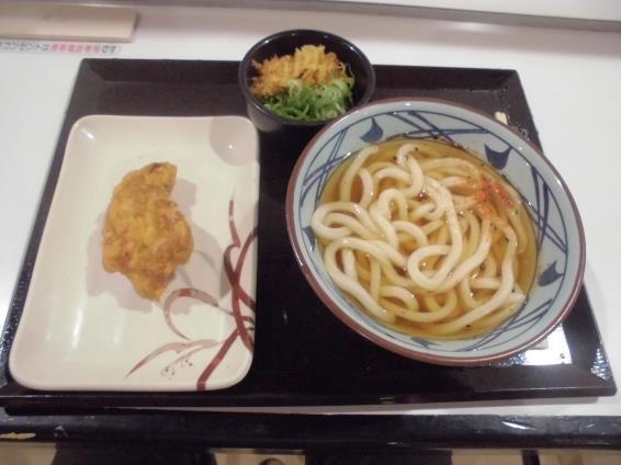 丸亀製麺     イオンモール猪名川店_c0118393_17162336.jpg