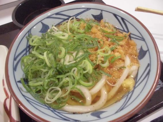 丸亀製麺     イオンモール猪名川店_c0118393_17322251.jpg
