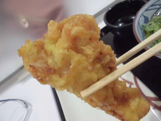 丸亀製麺     イオンモール猪名川店_c0118393_17330278.jpg