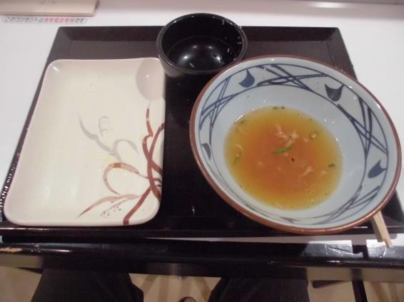 丸亀製麺     イオンモール猪名川店_c0118393_17400801.jpg