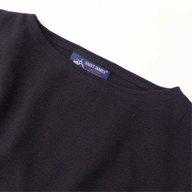 SAINT JAMES [セントジェームス] OUESSANT DROP SHORLDER [17JC CRAZ SLO] ドロップショルダー・半袖・Tシャツ・無地・MEN\'S/LADY\'S_f0051306_17173708.jpg
