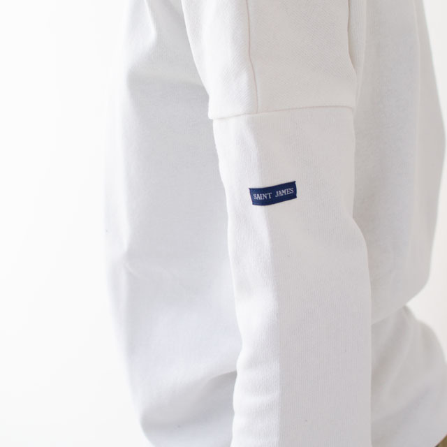 SAINT JAMES [セントジェームス] OUESSANT DROP SHORLDER [17JC CRAZ SLO] ドロップショルダー・半袖・Tシャツ・無地・MEN\'S/LADY\'S_f0051306_17173783.jpg