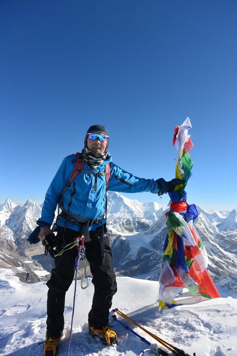 """2019年 『ヒマラヤピークトレッキング  2. メラピーク』 May 2019 \""""Himalaya Peak Trekking  2. Mera Peak\""""_c0219616_06413823.jpg"""